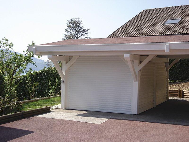 Porte Enroulable Motorisée Caisson X Mm Sur Mesure LA TOULO - La toulousaine porte de garage enroulable