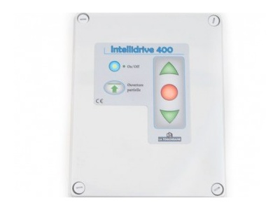 Coffret de gestion Intellidrive 400 La Toulousaine